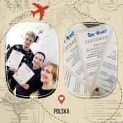сертификаты польского